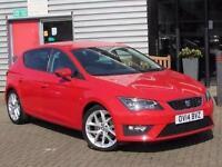 2014 SEAT Leon 1.8 TSI FR 5 door [Technology Pack] Petrol Hatchback
