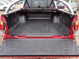 2011 Mitsubishi L200 Double Cab DI-D Barbarian 4WD 176Bhp Diesel Van