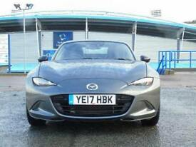 2017 Mazda MX-5 RF 2.0 Launch Edition 2 door Petrol Convertible