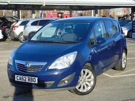 2013 Vauxhall Meriva 1.4T 16V SE 5 door Petrol Estate