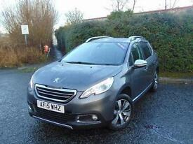 2015 Peugeot 2008 1.6 BlueHDi 120 Allure 5 door Diesel Estate