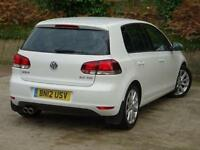 2012 Volkswagen Golf 2.0 TDi 140 GT 5 door [Leather] Diesel Hatchback