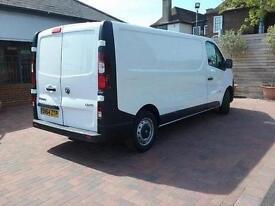 2014 Vauxhall Vivaro 2900 1.6CDTI 115PS H1 Van Diesel