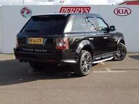 2011 Land Rover Range Rover Sport 3.0 TDV6 SE 5 door CommandShift Diesel Estate