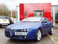 2008 Alfa Romeo Brera 2.2 JTS SV 3 door Petrol Coupe