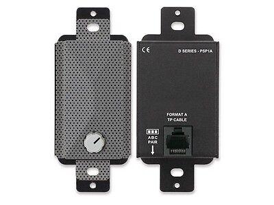 RDL DG-PSP1A Decora-Style Altavoz Activo/ Format-A/ Gris