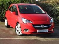 2016 Vauxhall Corsa 1.4T [100] SRi Vx-line 3 door Petrol Hatchback