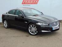 2014 Jaguar XF 3.0d V6 Premium Luxury 4 door Auto [Start Stop] Diesel Saloon