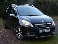 2016 Peugeot 2008 1.6 BlueHDi 100 Allure 5 door [Non Start Stop] Diesel Estate