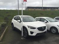 2016 Mazda CX-5 2.0 Sport Nav 5 door Petrol Estate
