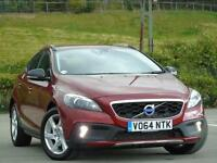 2014 Volvo V40 D2 [120] Cross Country Lux 5 door Geartronic Diesel Hatchback