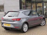 2017 SEAT Leon 1.2 TSI SE Dynamic Technology 5 door Petrol Hatchback