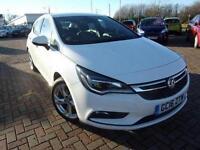 2016 Vauxhall Astra 1.0T 12V ecoFLEX SRi 5 door Petrol Hatchback