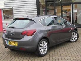 2011 Vauxhall Astra 2.0 CDTi 16V ecoFLEX Elite [165] 5 door Diesel Hatchback