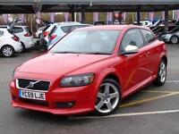 2009 Volvo C30 1.6 R DESIGN 3 door Petrol Coupe