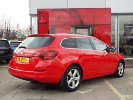 2012 Vauxhall Astra 1.7 CDTi 16V ecoFLEX SRi 5 door Diesel Estate