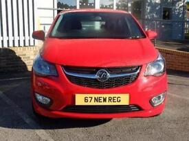 2017 Vauxhall Viva 1.0 SE 5 door [A/C] Petrol Hatchback