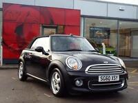 2010 MINI Cooper 1.6 Cooper [122] 2 door Petrol Convertible