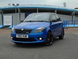 2013 Skoda Fabia 1.4 TSI vRS 5 door DSG Petrol Hatchback