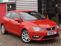 2016 SEAT Ibiza SC 1.2 TSI 110 FR Technology 3 door Petrol Coupe