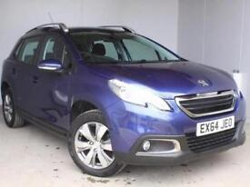 2014 Peugeot 2008 1.2 VTi Active 5 door Petrol Estate