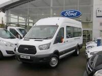 2017 Ford Transit Minibus 2.2 TDCi 125ps H3 17 Seater Diesel Van