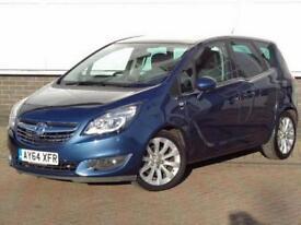 2014 Vauxhall Meriva 1.4T 16V SE 5 door Auto Petrol Estate
