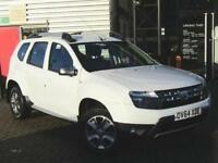 2014 Dacia Duster 1.5 dCi 110 Laureate 5 door 4X4 Diesel Estate