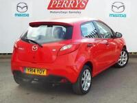 2014 Mazda 2 1.3 SE 5 door Petrol Hatchback