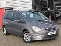 2012 Ford Galaxy 2.0 TDCi 140 Zetec 5 door Diesel People Carrier