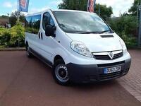 2013 Vauxhall Vivaro 2.0CDTI [115PS] Combi 2.9t Euro 5 Diesel Van