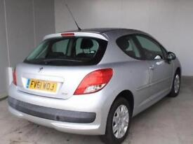 2011 Peugeot 207 1.4 HDi Active 3 door Diesel Hatchback