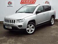 2012 Jeep Compass 2.4 Limited 5 door CVT Auto Petrol Estate