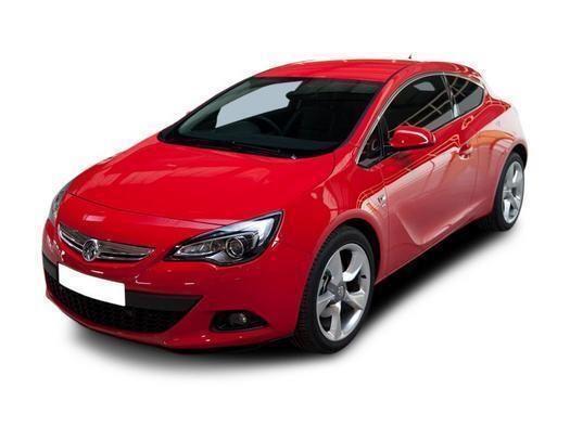2017 Vauxhall Astra GTC 1.4T 16V Limited Edition 3 door [Nav/Leather] Petrol COU