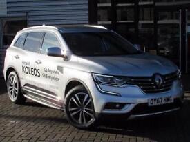 2017 Renault Koleos 1.6 dCi Dynamique S Nav 5 door 2WD Diesel Estate