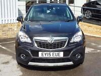 2015 Vauxhall Mokka 1.6i Exclusiv 5 door Petrol Hatchback