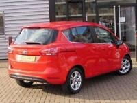 2014 Ford B-MAX 1.6 Zetec 5 door Powershift Petrol Hatchback