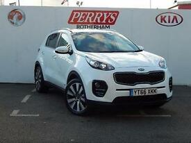 2016 Kia Sportage 2.0 CRDi KX-3 5 door Diesel Estate