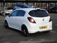 2011 Vauxhall Corsa 1.4 SRi 5 door [AC] Petrol Hatchback