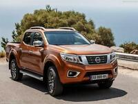 2016 Nissan Navara Double Cab Pick Up N-Connecta 2.3dCi 190 4WD Diesel Double Ca