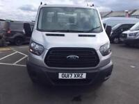 2017 Ford Transit 2.0 TDCi 130ps 'One Stop' Tipper [1 Way] Diesel Van