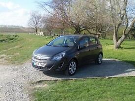 2014 Vauxhall Corsa 1.3 CDTi ecoFLEX Excite 5 door [AC] Diesel Hatchback