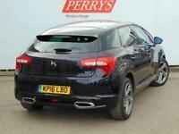 2016 Citroen DS5 2.0 BlueHDi 180 Prestige 5 door EAT6 Diesel Hatchback