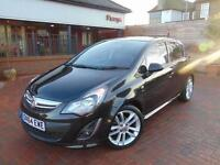 2014 Vauxhall Corsa 1.4 SRi 5 door [AC] Petrol Hatchback