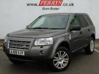 2009 Land Rover Freelander 2 2.2 Td4 e XS [Nav] 5 door Diesel Estate