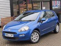 2013 Fiat Punto 1.4 Easy 5 door Petrol Hatchback