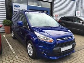 2018 Ford Transit Connect 1.5 TDCi 120ps Limited Van Diesel