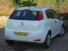 2015 Fiat Punto 1.2 Pop 3 door Petrol Hatchback