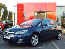 2010 Vauxhall Astra 1.6i 16V SRi 5 door Auto Petrol Hatchback
