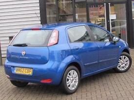2013 Fiat Punto 1.4 Easy 5 door Petrol Hatchback